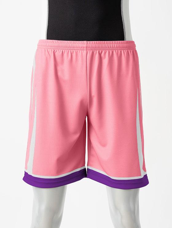 昇華デザイン01カーブライン ピンク
