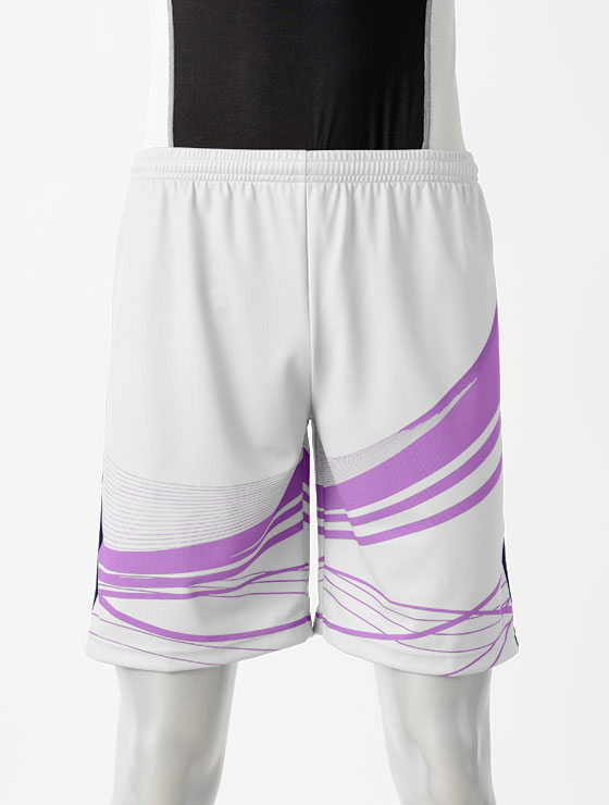 昇華デザイン03幾何学ライン 紫