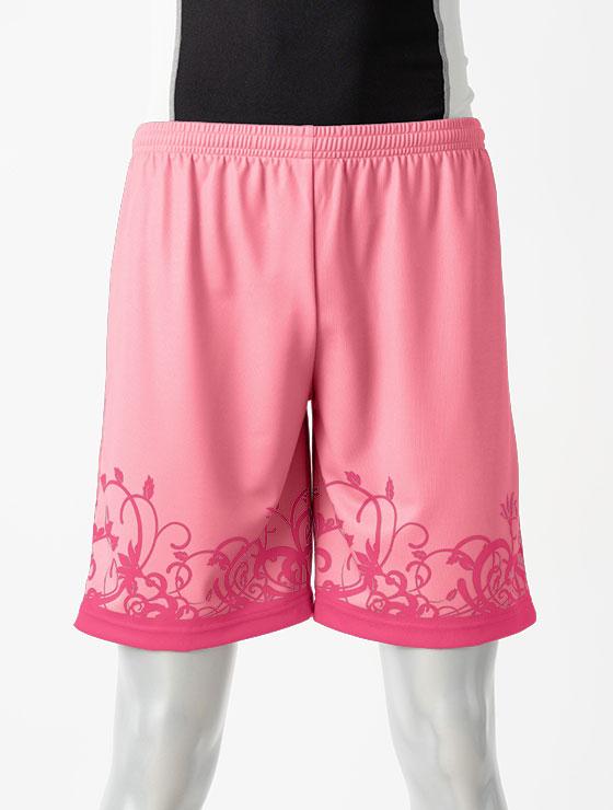 昇華デザイン06ボタニカル ピンク