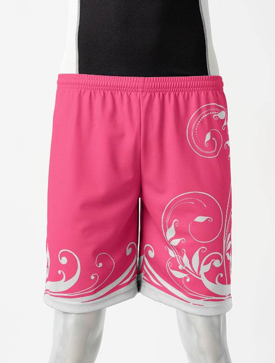昇華デザイン15アラベスク ピンク