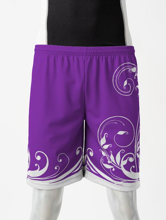 昇華デザイン15アラベスク 紫